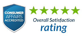 consumer affairs rating